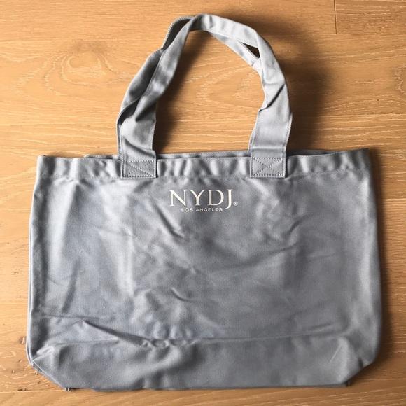 NYDJ Handbags - NYDJ Los Angeles Tote bag light blue